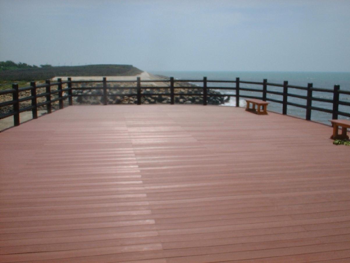 Outdoor Wood Floor-construction, hardware, home decoration ... - ^